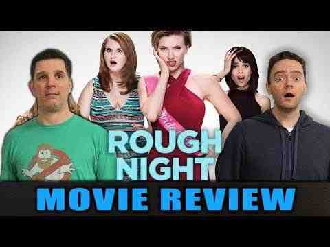 Rough Night - Schmoeville Movie Review