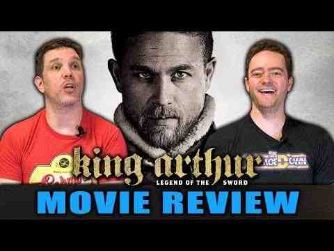 King Arthur: Legend of the Sword - Schmoeville Movie Review