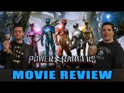 Power Rangers - Schmoeville Movie Review