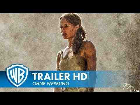 Tomb Raider - trailer 1