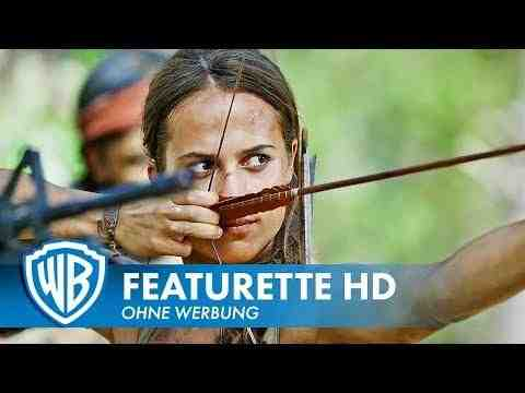 Tomb Raider - Featurette