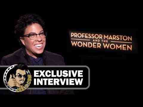 Professor Marston and the Wonder Women - Director Angela Robinson Interview