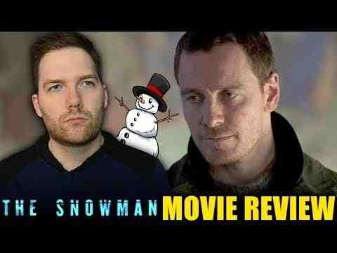 The Snowman - Chris Stuckmann Movie review