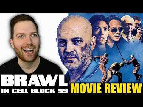 Brawl in Cell Block 99 - Chris Stuckmann Movie review