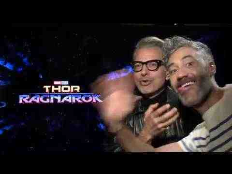 Thor: Ragnarok - Jeff Goldblum Interview