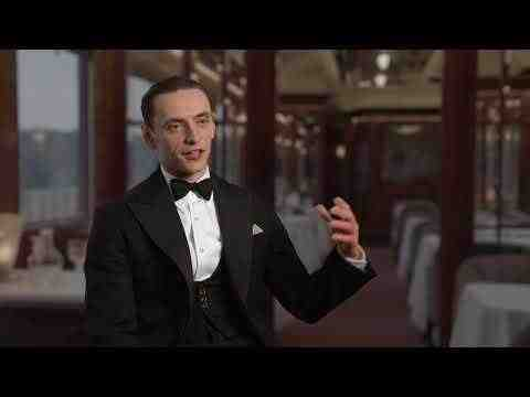 Murder on the Orient Express - Sergei Polunin Interview