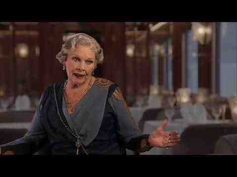 Murder on the Orient Express - Judi Dench Interview