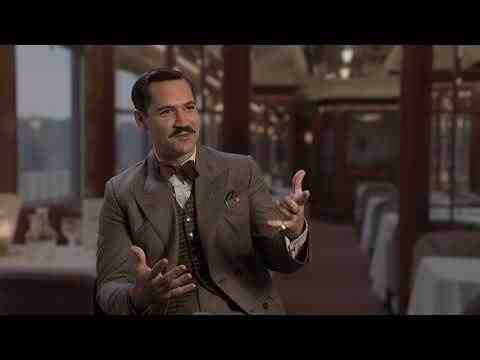 Murder on the Orient Express - Manuel Garcia-Ruffo Interview