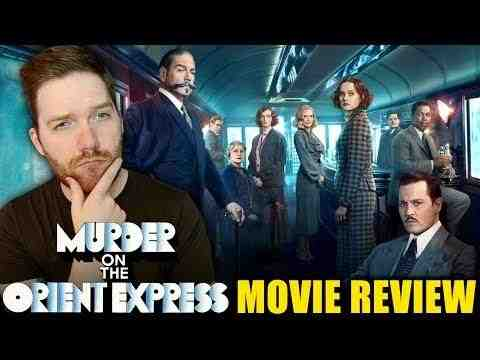 Murder on the Orient Express - Chris Stuckmann Movie review