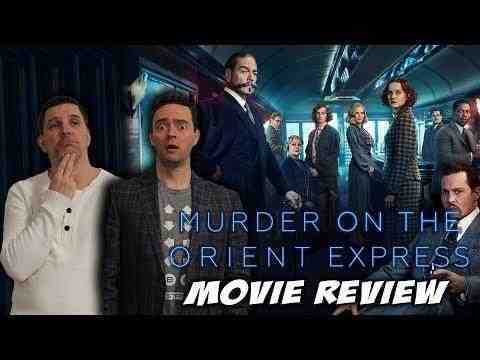 Murder on the Orient Express - Schmoeville Movie Review