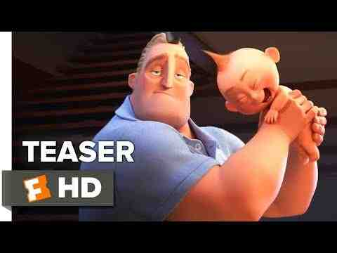 Incredibles 2 - Teaser Trailer 1