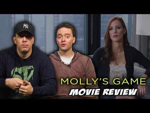 Molly's Game - Schmoeville Movie Review