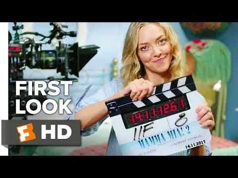 Mamma Mia! Here We Go Again - First Look