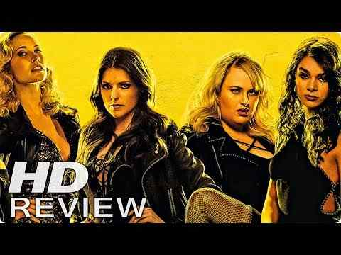 Pitch Perfect 3 - Robert Hofmann Kritik Review