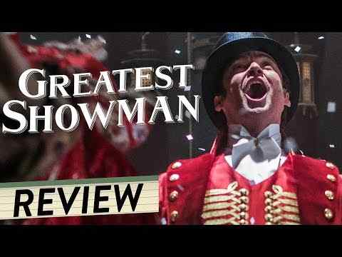 The Greatest Showman - Filmlounge Review & Kritik