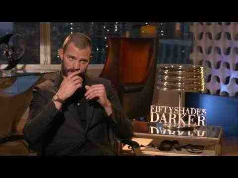 Fifty Shades Darker - Jamie Dornan Interview
