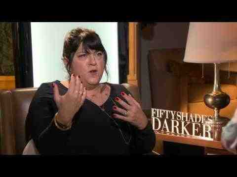 Fifty Shades Darker - E.L. James Interview