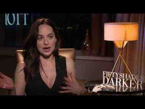 Fifty Shades Darker - Dakota Johnson Interview
