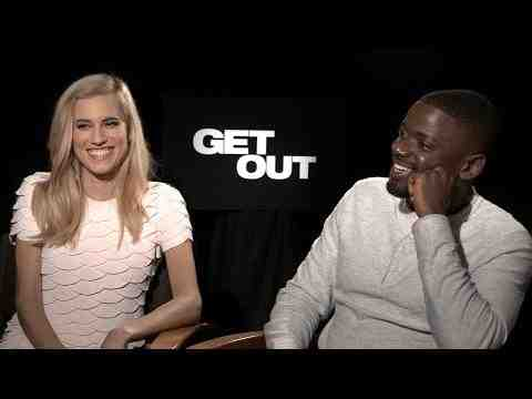 Get Out - Interviews