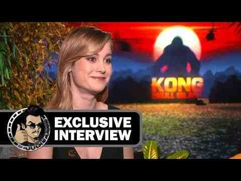 Kong: Skull Island - Brie Larson Interview