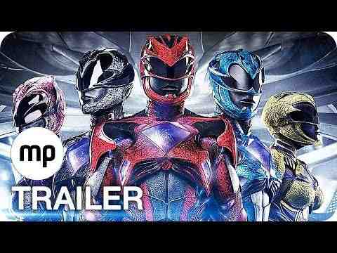 Power Rangers - trailer 4