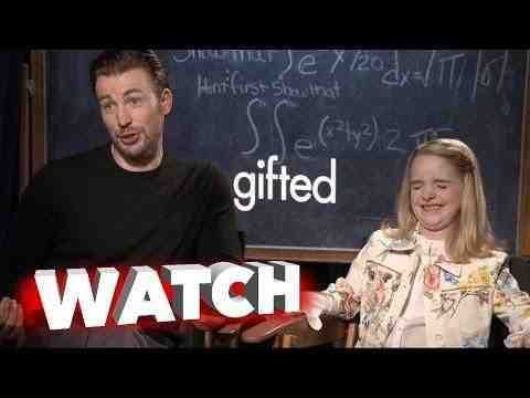 Gifted - Chris Evan & Mckenna Grace Interview