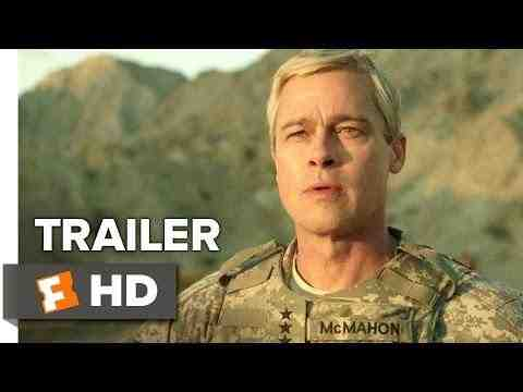 War Machine - trailer 2