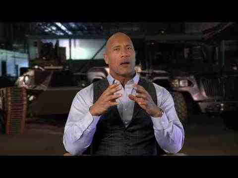 The Fate of the Furious - Dwayne Johnson