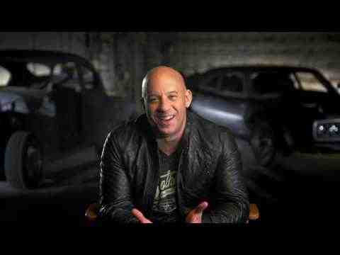 The Fate of the Furious - Vin Diesel