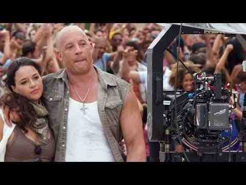 The Fate of the Furious - Behind The Scenes