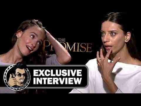 The Promise - Charlotte Le Bon & Angela Sarafyan Interview