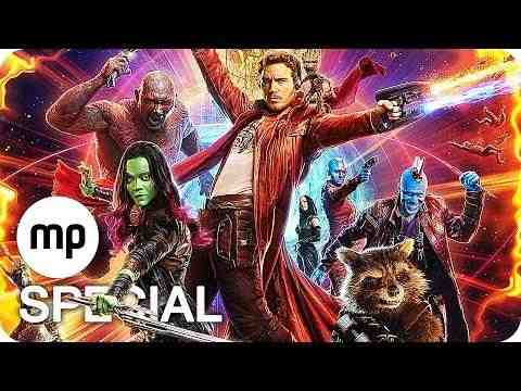 Guardians of the Galaxy Vol. 2 - Trailer & Filmclips