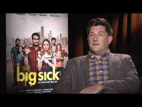 The Big Sick - Michael Showalter Interview