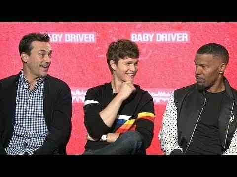 Baby Driver -  Interviews