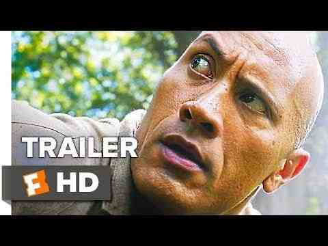 Jumanji: Welcome to the Jungle - trailer 1