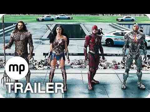 Justice League - trailer 3