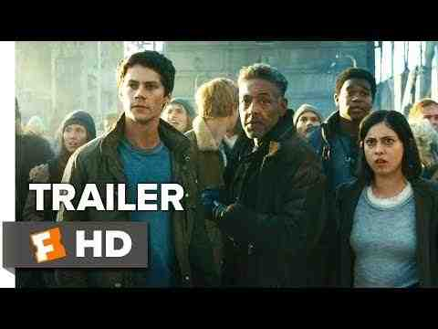 Maze Runner: The Death Cure - trailer 1