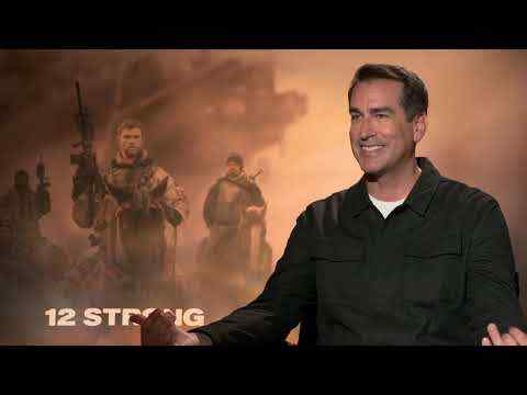 12 Strong - Rob Riggle Interview