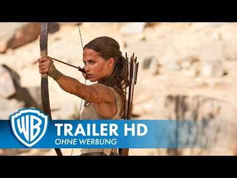 Tomb Raider - trailer 2