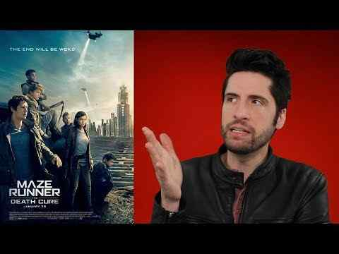 Maze Runner: The Death Cure - Jeremy Jahns Movie review