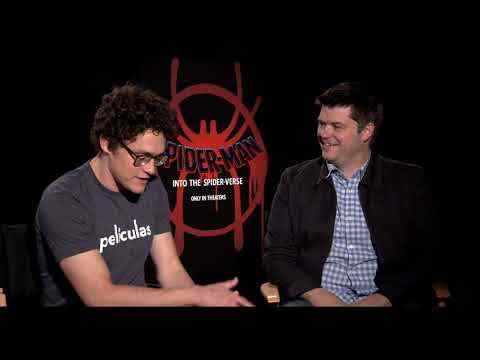 Spider-Man: Into the Spider-Verse - Chris Miller & Phil Lord Interview