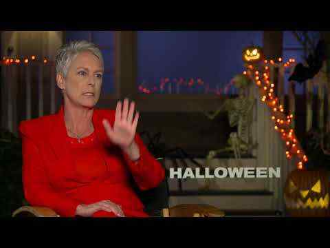 Halloween - Jamie Lee Curtis Interview