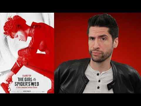 The Girl in the Spider's Web - Jeremy Jahns Movie review