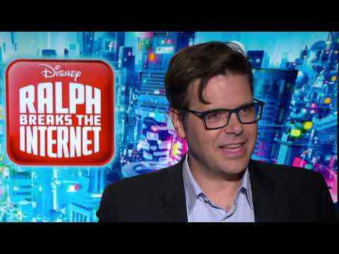 Ralph Breaks the Internet: Wreck-It Ralph 2 - Phil Johnston & Rich Moore Interview