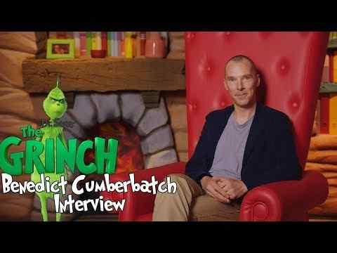 The Grinch - Benedict Cumberbatch Interview