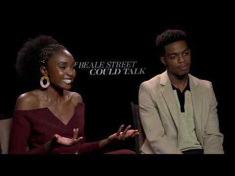 If Beale Street Could Talk - Stephan James & Kiki Layne Interview
