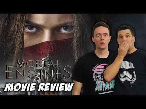 Mortal Engines - Schmoeville Movie Review