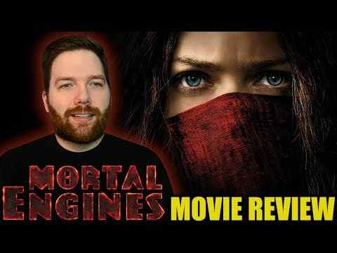 Mortal Engines - Chris Stuckmann Movie review