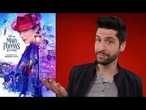 Mary Poppins Returns - Jeremy Jahns Movie review