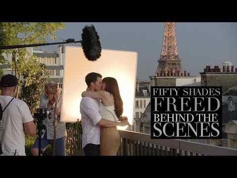 Fifty Shades Freed - Behind The Scenes